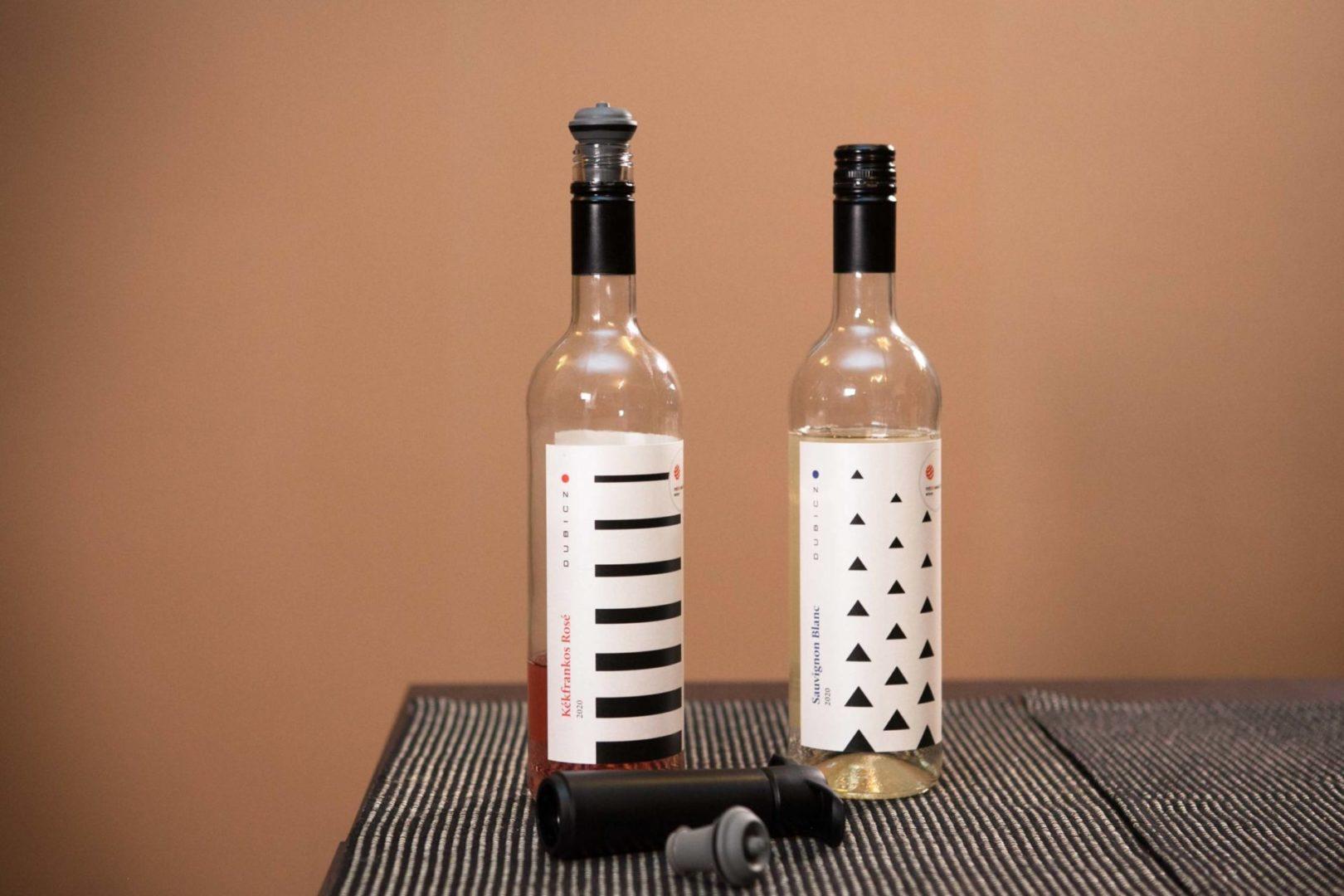 Hogyan tartsd frissen a bort? Szerezz be egy vákuumpumpát!