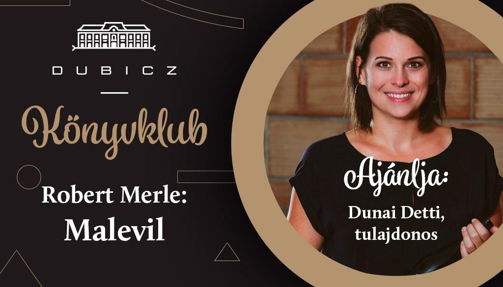 Indul a Dubicz könyvklub!
